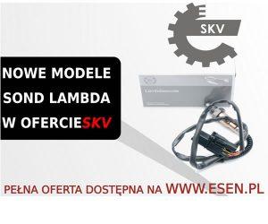 Nowe modele sond wofercie SKV