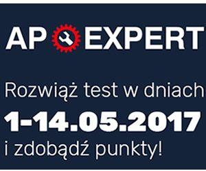 AP EXPERT 2017 – drugi test wiedzy