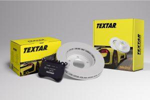 TEXTAR zwiększa ofertę klocków itarcz hamulcowych