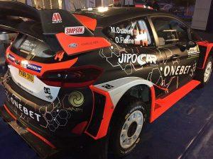 Millers Oils partnerem Onebet Jipocar World Rally Team