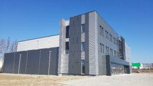 Centrum logistyczne Gordon na Śląsku gotowe