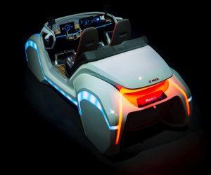 Samochód przyszłości - osobisty asystent na 4 kołach