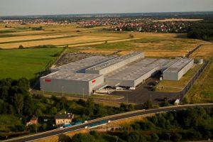 Rozwój fabryki Bosch we Wrocławiu
