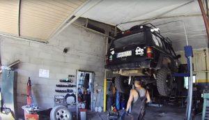 Offroadowcy o mechanikach idealnych
