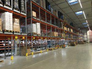 Centrum Logistyki i Rozwoju ILS wZakroczymiu oficjalnie otwarte