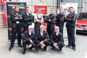 Zobacz zmagania Young Car Mechaników