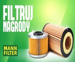 Promocje MANN-FILTER i Castrol w Auto Partner SA