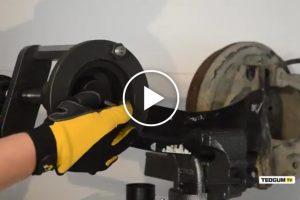 TEDGUM pokazuje jak używać ściągacz [Film]