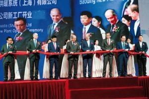 Webasto otwiera fabrykę w Chinach