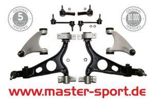 Nowe rozwiązania konstrukcyjne elementów zawieszenia pojazdów – Master-Sport podnosi standard OE
