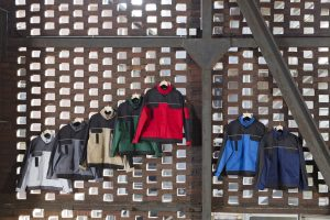 Mewa prezentuje odzież roboczą