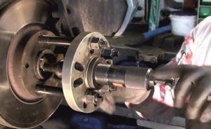 Instrukcja montażowa amortyzatorów Peugeot 407