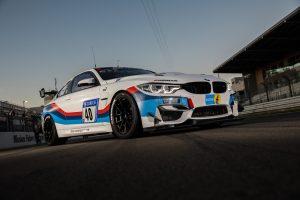 Hankook dostarczy opony do BMW M4 GT4