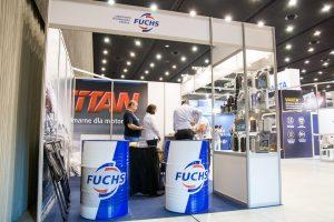 Fuchs na targach ProfiAuto Show 2017