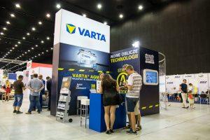 VARTA na targach ProfiAuto Show 2017