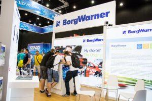Borg Warner na targach ProfiAuto Show 2017