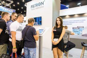 Filtron na targach ProfiAuto Show 2017
