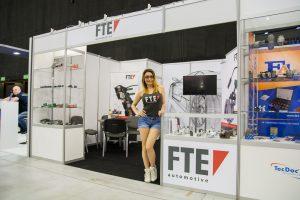 FTE Automotive na targach ProfiAuto Show 2017