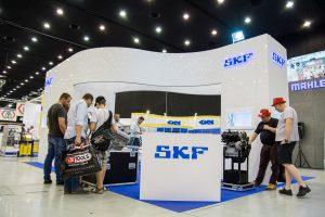SKF na targach ProfiAuto Show 2017