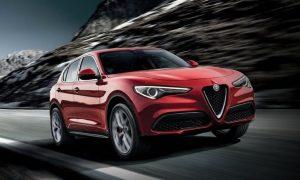 Opony Bridgestone w SUV-ie Alfa Romeo