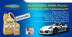 RAVENOL PDK Fluid do Porsche