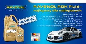 RAVENOL PDK Fluid do Porsche