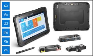 Nowe moduły dla tabletu AXONE Nemo od TEXA