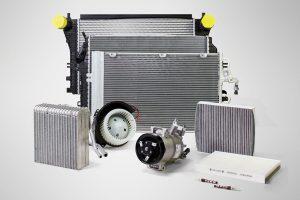 Nowy katalog układów klimatyzacji i chłodzenia Delphi