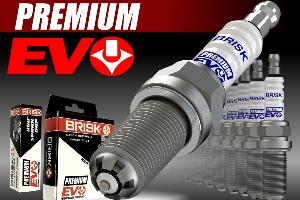 BRISK Premium EVO – nowe świece zapłonowe