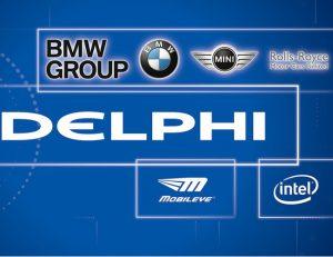 Delphi zintegruje system autonomicznej jazdy od BMW, Intela i Mobileye