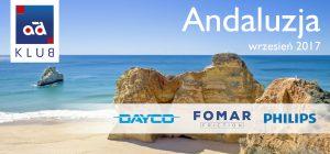 Chcesz odpocząć od smarów i olei? Zagraj o Andaluzję z AD