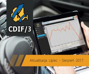 Aktualizacja CDIF/3 od AXES SYSTEM