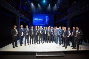 Bridgestone z nagrodą Volkswagen Group Award