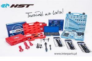 Narzędzia HST z oferty Inter Parts
