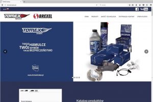 TOMEX ma nową stronę internetową