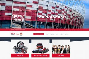 Strona dedykowana Targom Inter Cars