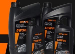 Nowe oleje silnikowe DRIVE+ w ofercie Inter Parts