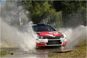 Słodko-gorzkie zawody dla Auto Partner Rally Team
