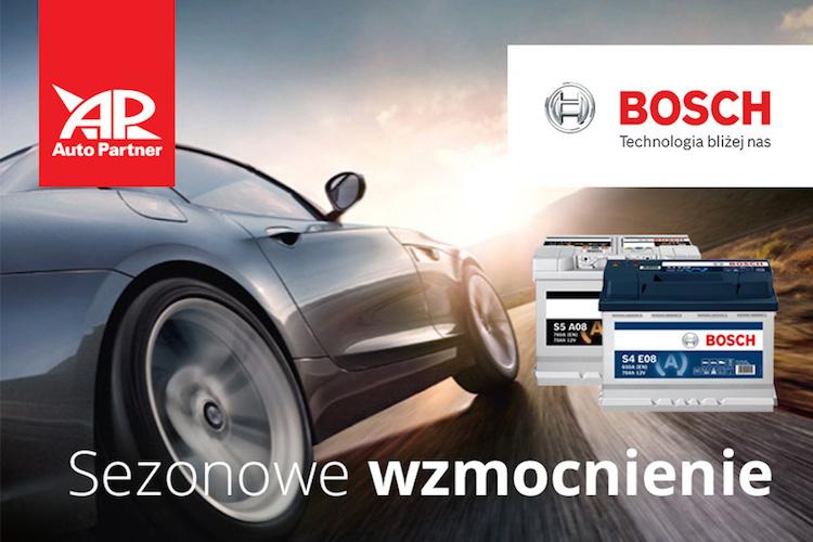Nowa Promocja w Auto Partner SA na zakup akumulatorów Bosch