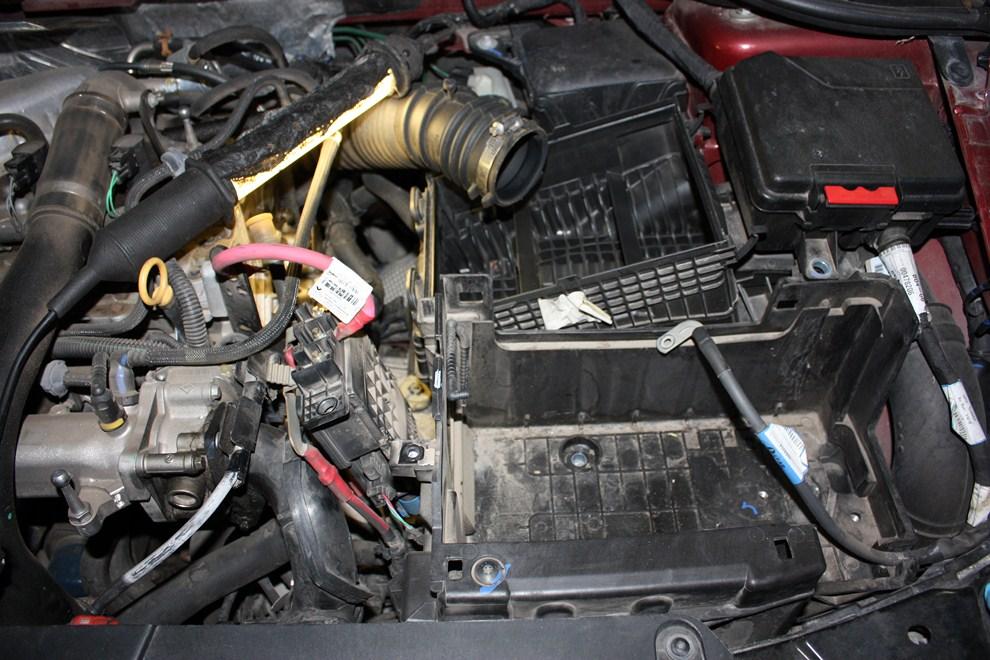 Góra Wymiana sprzęgła w Renault Laguna III GT - MotoFocus.pl OT63