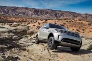Goodyear fabrycznym dostawcą opon dla nowego Jaguara i dwóch Roverów