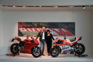 Shell i Ducati pogłębiają współpracę