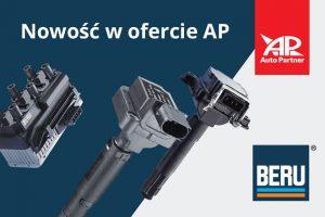 Produkty BERU w Auto Partner SA