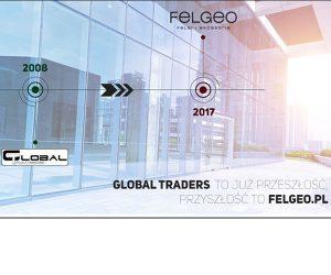 Global Traders zmienia się w Felgeo.pl