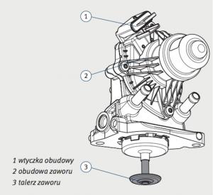 Problemy przy wymianie EGR w BMW 1.5/1.6/2.0 l diesel