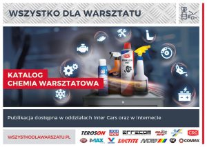 Nowy katalog Chemia Warsztatowa - Techniczna w IC