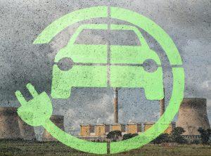 Samochody elektryczne częściej biorą udział w wypadkach