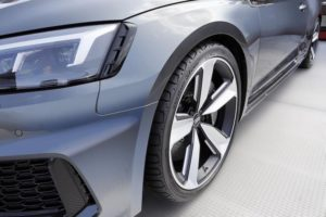 Opony Ventus S1 evo² fabrycznie w nowym Audi RS 5 Coupé