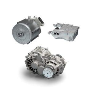 E-oś: elektryczny napęd osi Bosch zapewnia większy zasięg jazdy