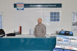Kompleksowa obsługa to podstawa - wywiad z Michałem Racisem z warsztatu Bosch Service Racis